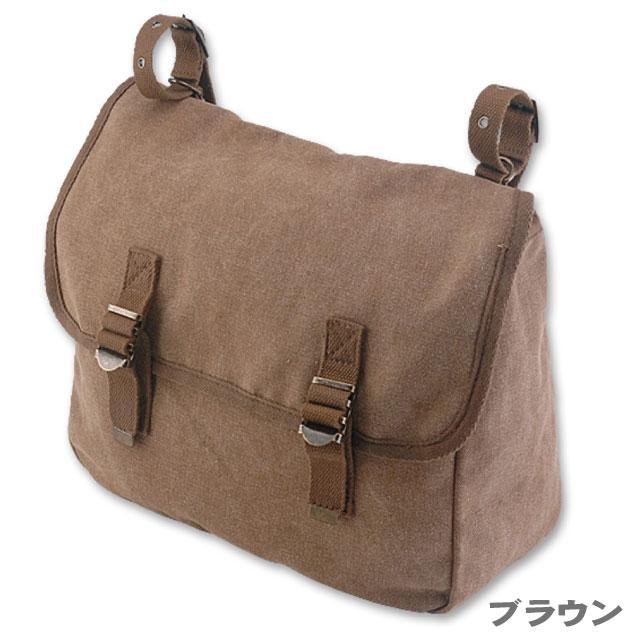 【DIN MARKET】 キャンバスサドルバッグ|2wayバッグ(全5色)