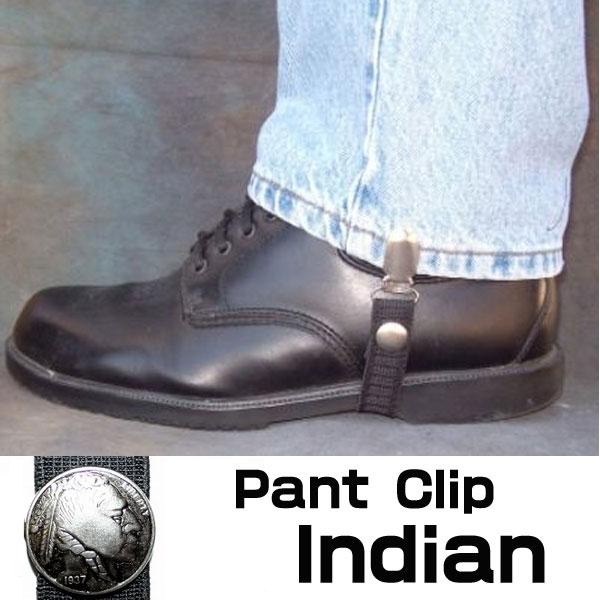 【Chain Reaction】パンツ/ブーツクリップ『Indian』