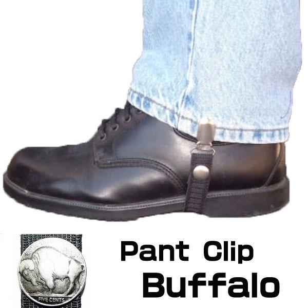 【Chain Reaction】パンツ/ブーツクリップ『Buffalo』