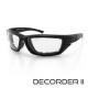 【BOBSTER】調光レンズサングラス/ゴーグル DECODER 2