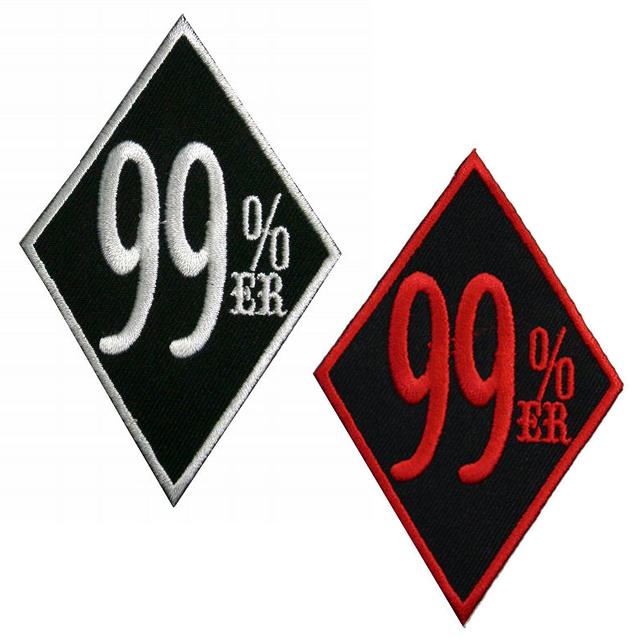 【刺繍パッチ】99%ER パッチ