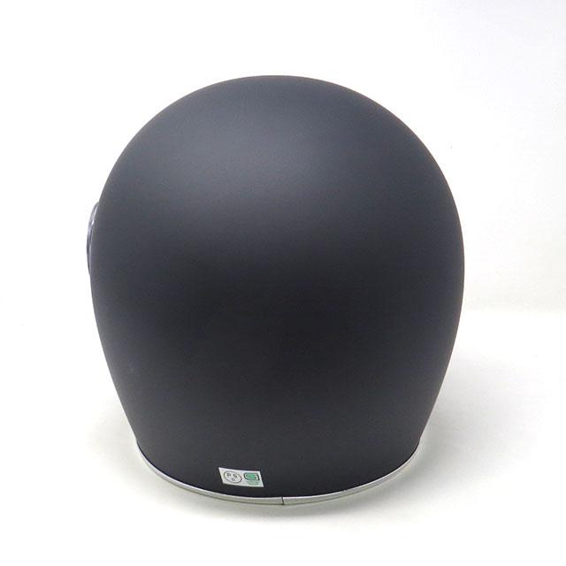 【HEAT☆GROUP】COBRA  コブラ フルフェイスヘルメット マットブラック 開閉式シールド標準装備 Full Face Helmet PSCマーク