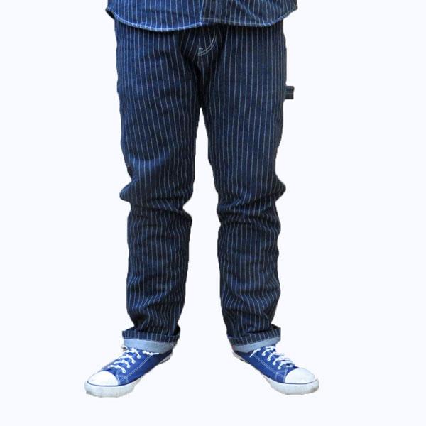 【児島ジーンズ】13oz ウォバッシュコンボペインターパンツ