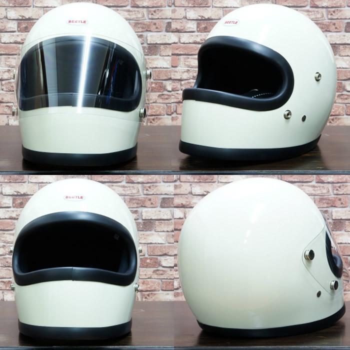 【OCEAN BEETLE】BEETLE STR オーシャンビートル フルフェイスヘルメット カラーご選択