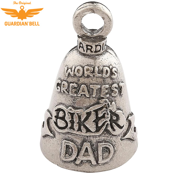 【GUARDIAN BELL】 ガーディアンベル・Biker Dad (バイカー・ダッド)