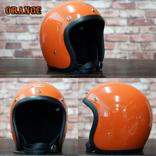 【OCEAN BEETLE】BEETLE L.A.C オーシャンビートル ジェットヘルメット