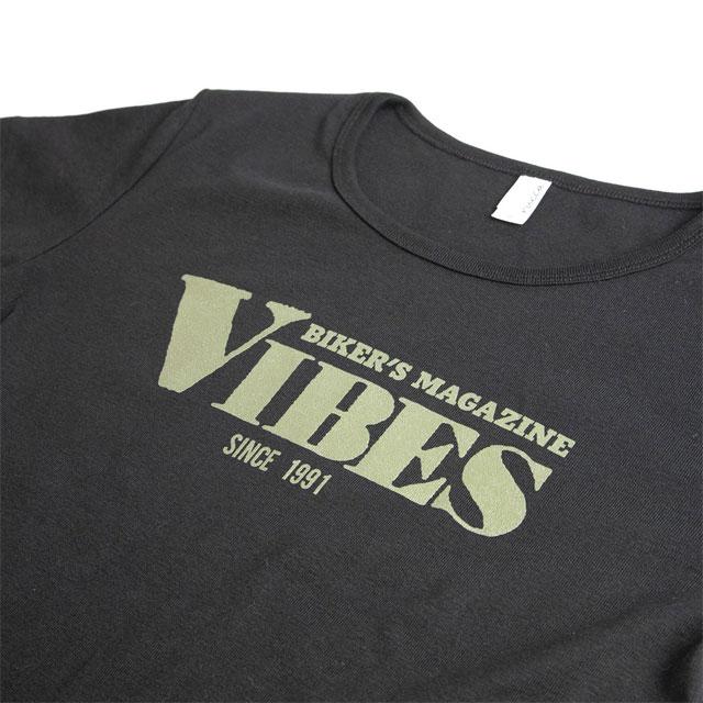 【VIBES】バイブス レディース Tシャツ