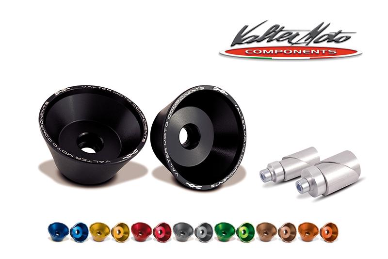 Valter Moto (バルターモト)アクスルスライダー HONDA CBR1000RR (17-20) / CBR1000RR-R (20 )