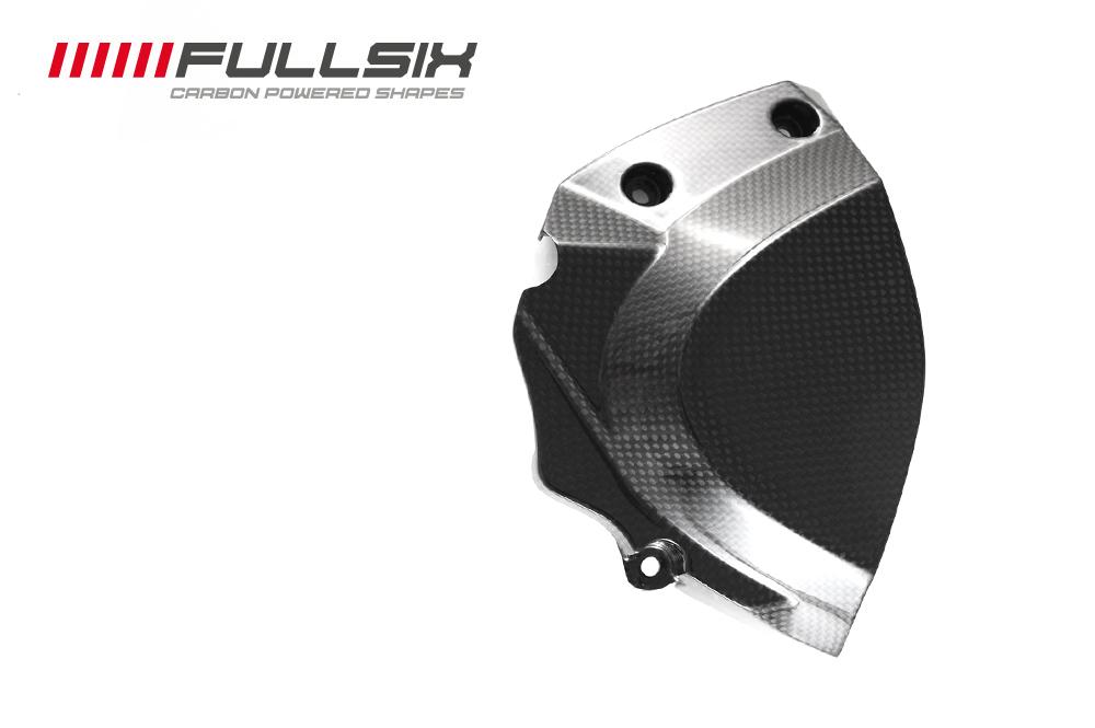 FULLSIX(フルシックス) ドライカーボン製 スプロケットカバー DUCATI SUPERSPORT 939