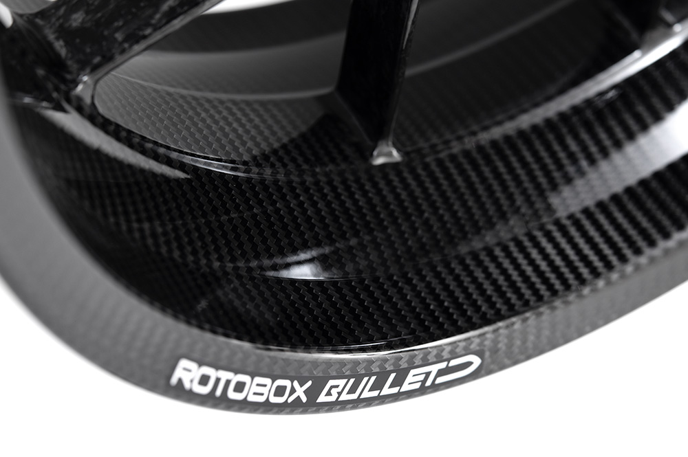 ROTOBOX(ロトボックス) カーボンホイールセット BULLET (バレット) DUCATI Hypermotard 939/SP