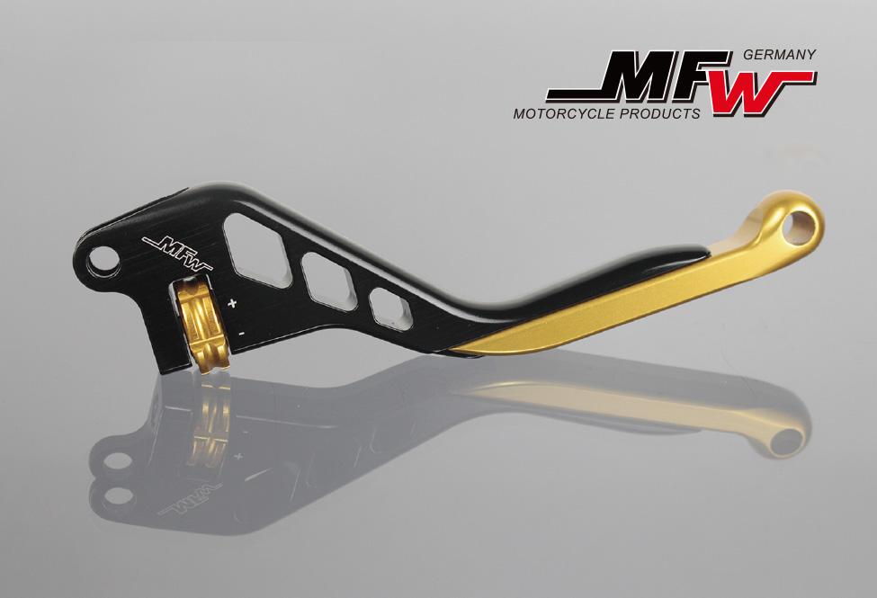 MFW ブレーキレバー/クラッチレバー レボリューションタイプ BMW  S1000RR (10-13)