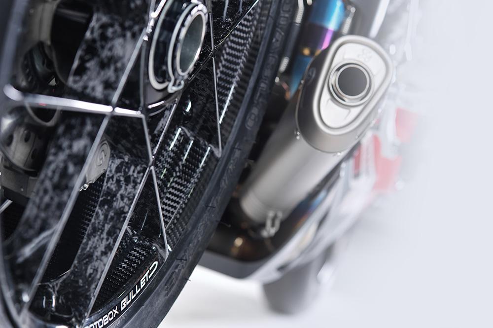 ROTOBOX(ロトボックス) カーボンホイールセット BULLET (バレット) MV AGUSTA F3