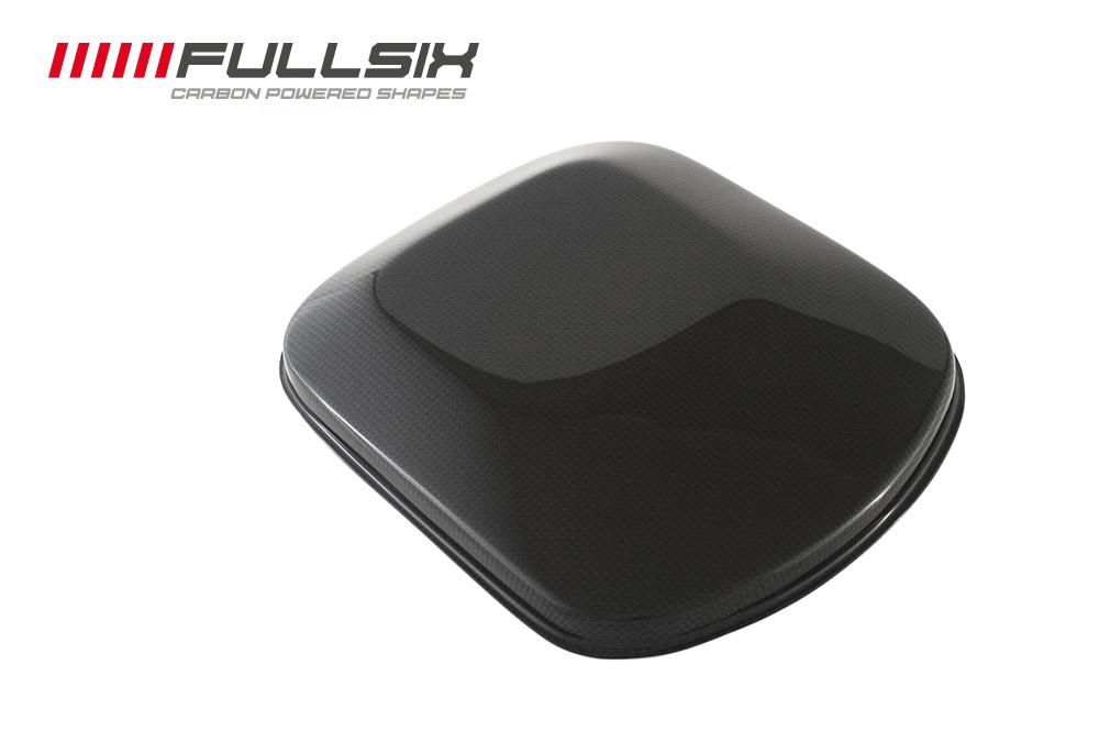 FULLSIX(フルシックス) ドライカーボン製 エアボックスサービスカバー DUCATI 1299/1199/959/899 Panigale