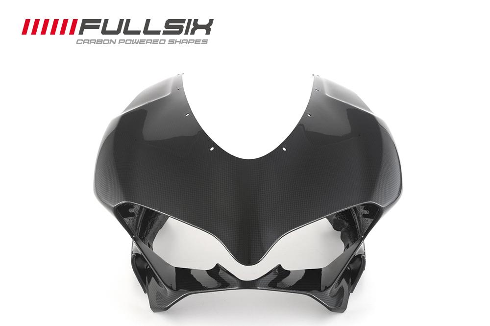FULLSIX(フルシックス) ドライカーボン製  アッパーカウル DUCATI 1299/959 Panigale