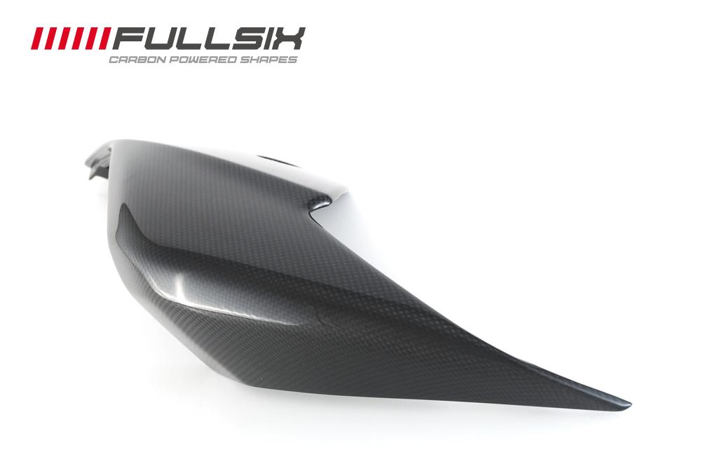 FULLSIX(フルシックス) ドライカーボン製  シートサイドカウル(左) DUCATI 1299/959 Panigale