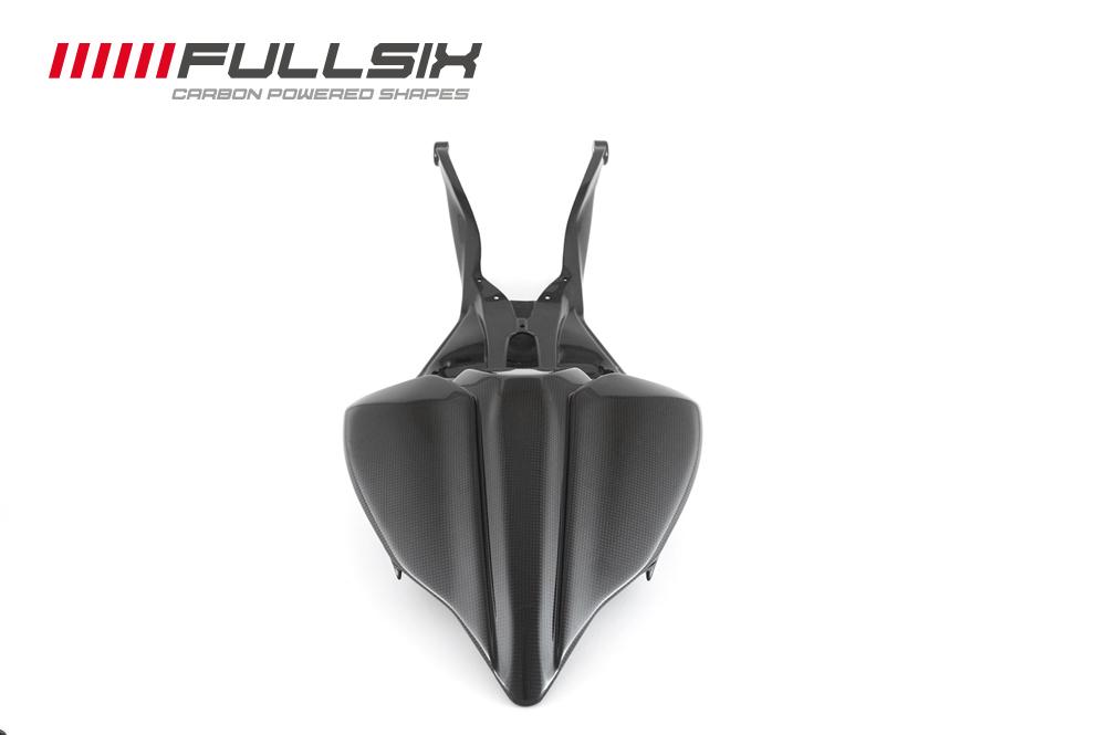 FULLSIX(フルシックス) ドライカーボン製 カーボンモノコックシートレール一体型カウル(ストリート) DUCATI 1199/959 Panigale