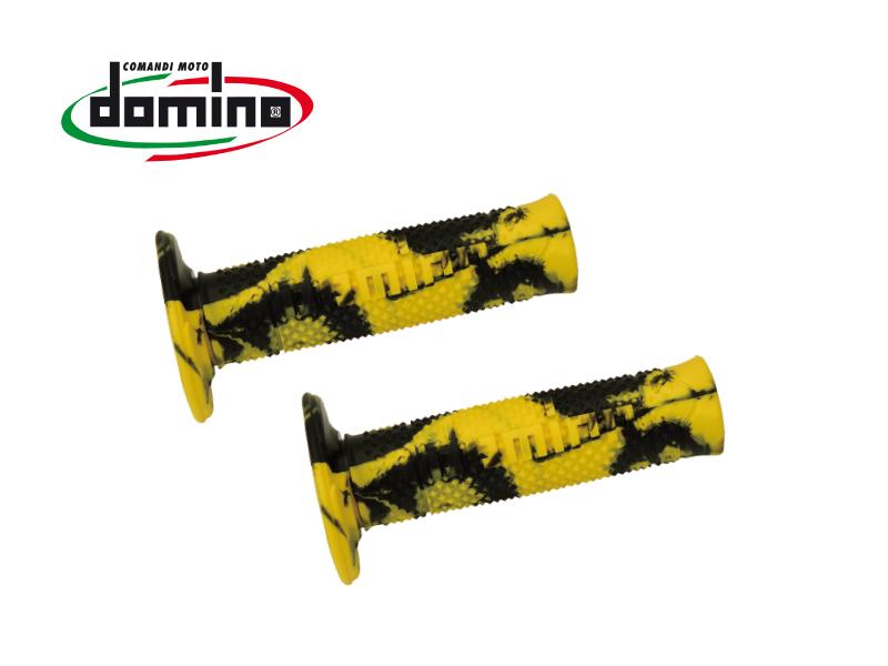 domino グリップ オフロード スネークスタイル  イタリア製 汎用