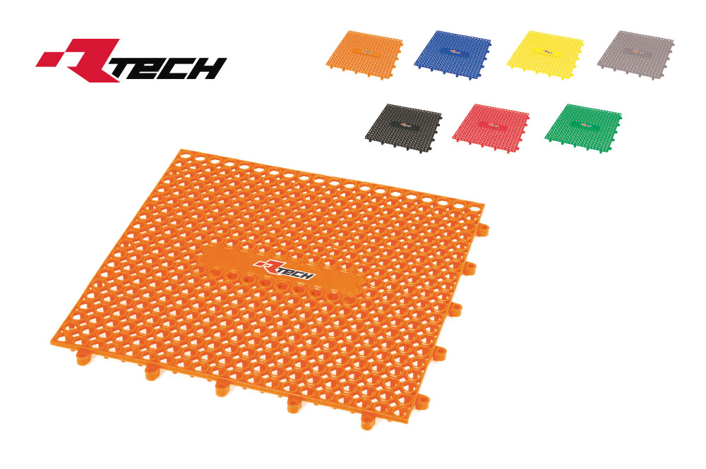 R-TECH(アールテック)  パドックフロアマットセット