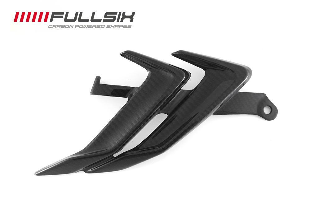 FULLSIX(フルシックス) ドライカーボン製 インサートカウル右側 BMW S1000RR (19-)