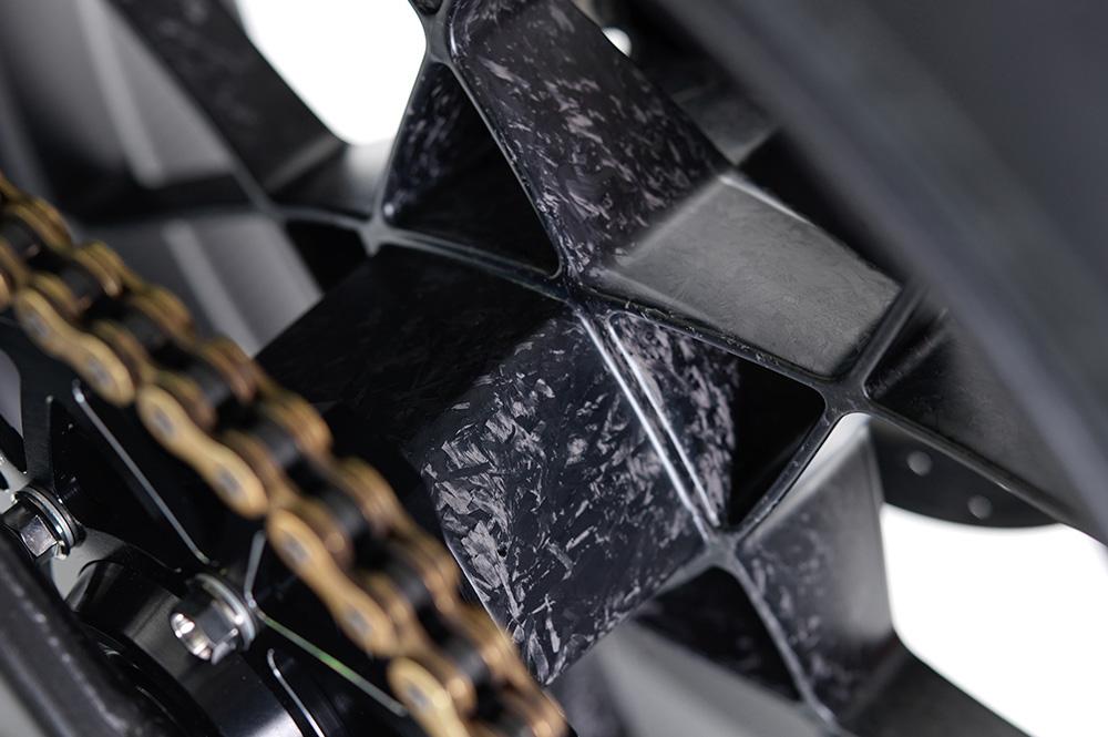 ROTOBOX(ロトボックス) カーボンホイールセット BULLET (バレット) YAMAHA YZF-R6 (17-)