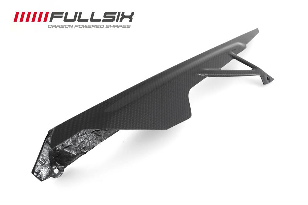 FULLSIX(フルシックス) ドライカーボン製 チェーンカバー BMW S1000RR (19-)