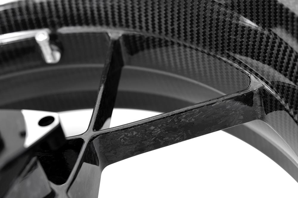 ROTOBOX(ロトボックス) カーボンホイールセット BULLET (バレット) SUZUKI GSX-R600/750 (08-10)