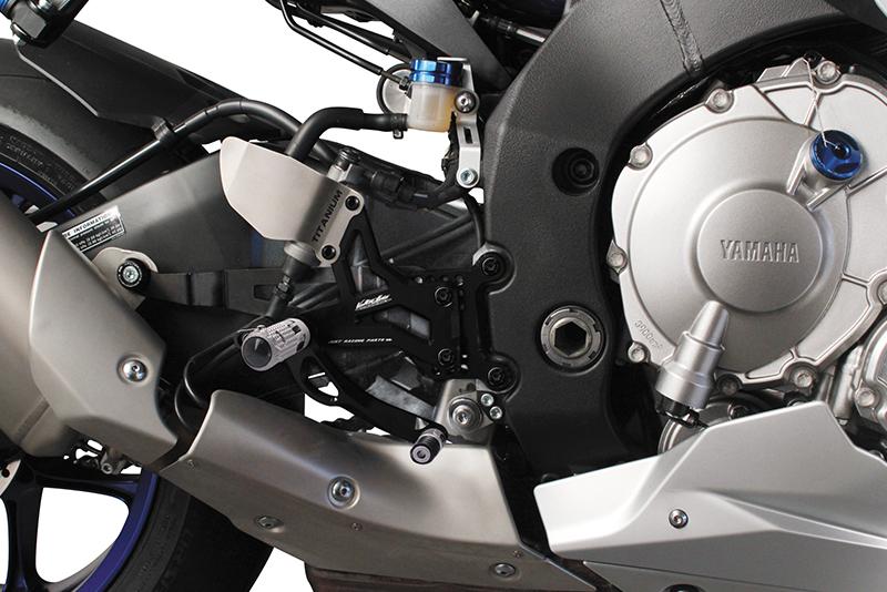 Valter Moto (バルターモト)バックステップ レース HONDA CBR1000RR(08-16)