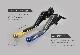 MFW ブレーキレバー/クラッチレバー レボリューションタイプ HONDA  CBR250R  (11-)