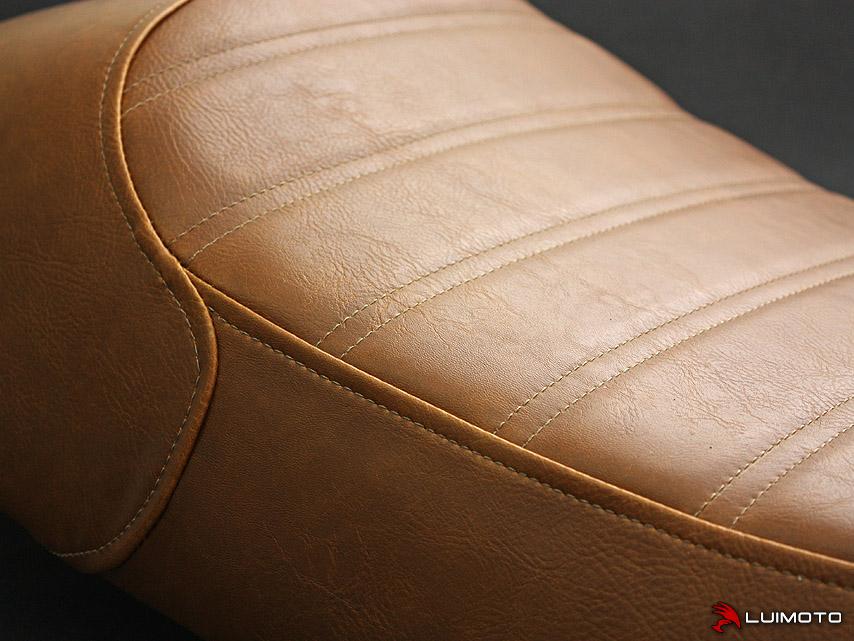 LUIMOTO(ルイモト) Vintage Classic/Sixty 8/ シートカバー  TRIUMPH   BONNEVILLE 00-15/BONNEVILLE T100 02-16/SCRAMBLER 06-16