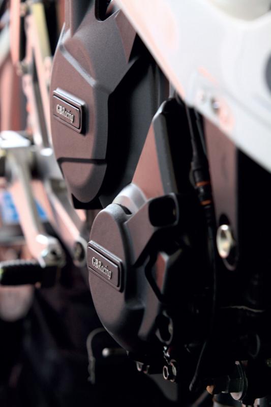 GBRacing FIM公認 エンジンカバー(2次カバー ) HONDA CBR600RR (07-20)