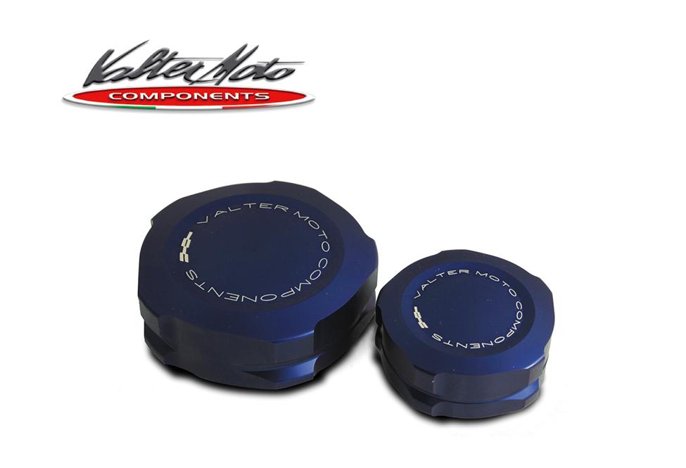 Valter Moto (バルターモト)マスタータンクキャップ TRIUMPH DAYTONA675 (06-12)