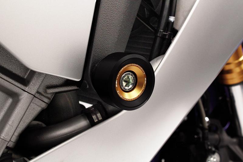 Valter Moto (バルターモト)フレームスライダー TRACK TRIUMPH Speed Triple/R (08-10)