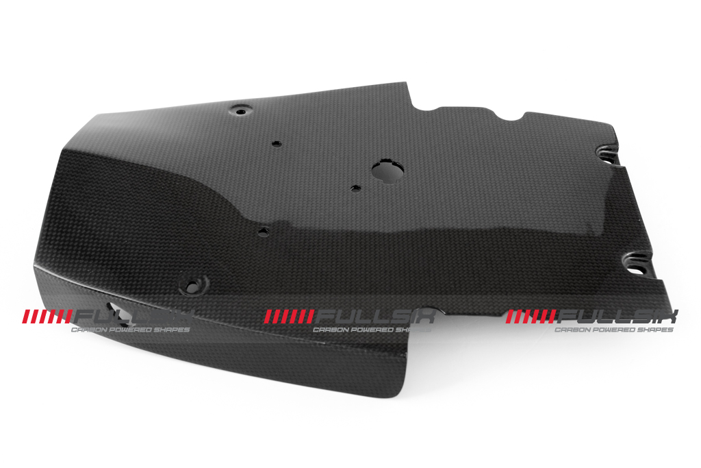 FULLSIX(フルシックス) ドライカーボン製 シートテールキット ナンバープレートホルダー付き DUCATI MONSTER696/796/1100