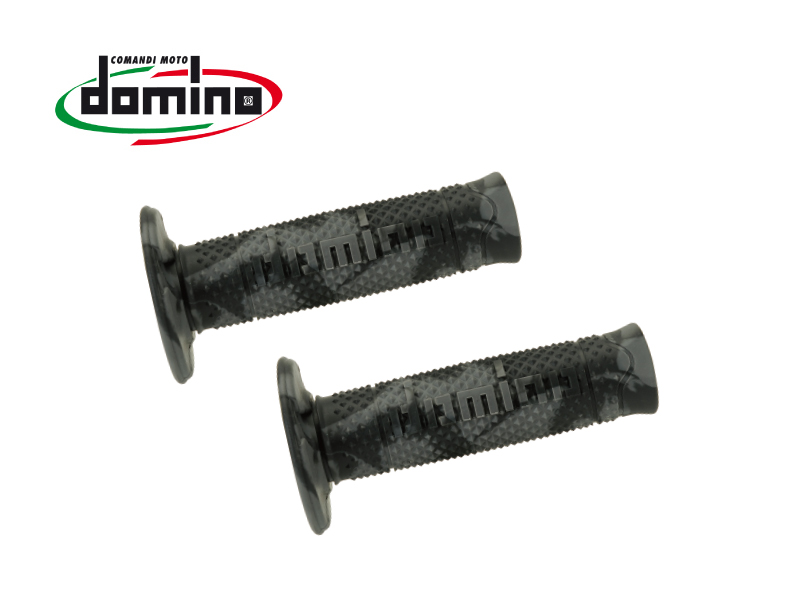 domino グリップ オフロード カモスタイル イタリア製 汎用