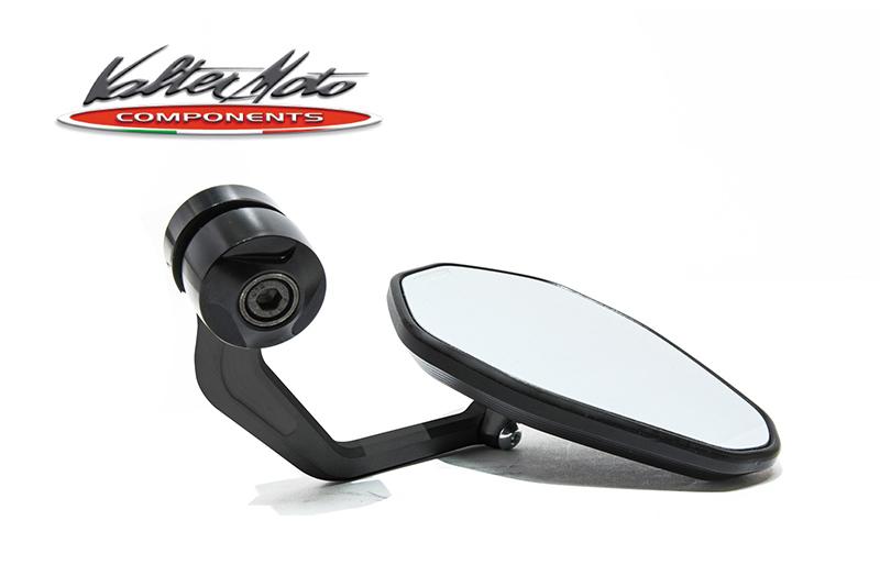 Valter Moto (バルターモト)ハンドルアームミラー TRIUMPH  DAYTONA675/R(13-16)