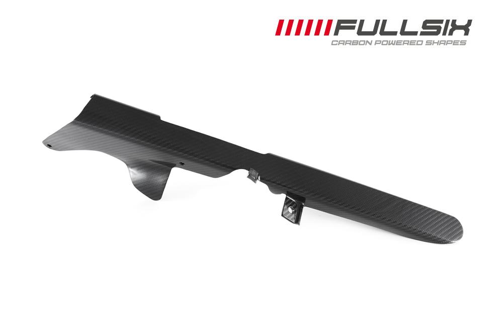 FULLSIX(フルシックス) ドライカーボン製 チェーンカバー KAWASAKI ZX-10R (16-)