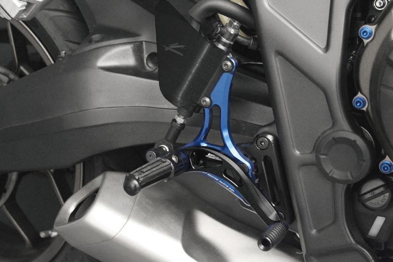 Valter Moto (バルターモト) バックステップ ストリートタイプ SUZUKI GSX-R1000 ABS対応 (17-)