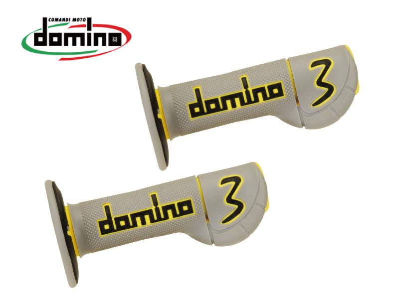 domino グリップ オフロード EX3 イタリア製 汎用