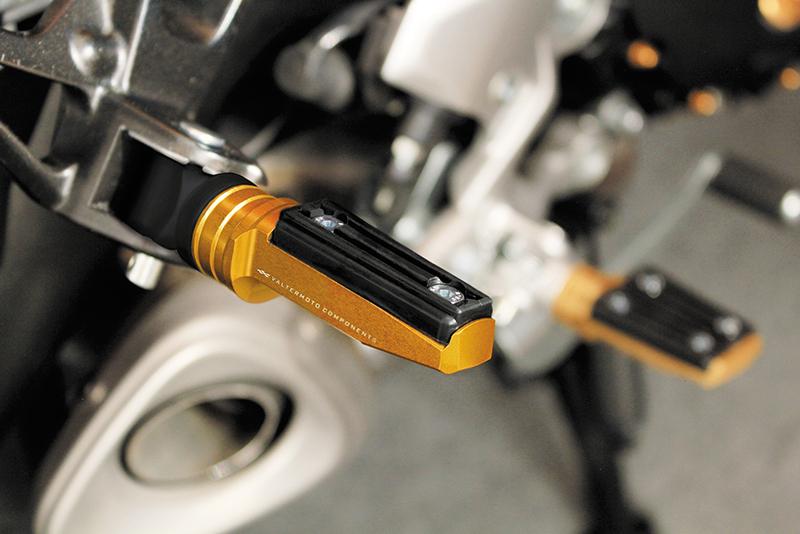 Valter Moto (バルターモト)マルチステップバー TOURING HONDA CBR600RR (03-16)