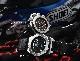 KENTEX (ケンテックス)MOTO-R 腕時計 3針 ブラックエディション レッド