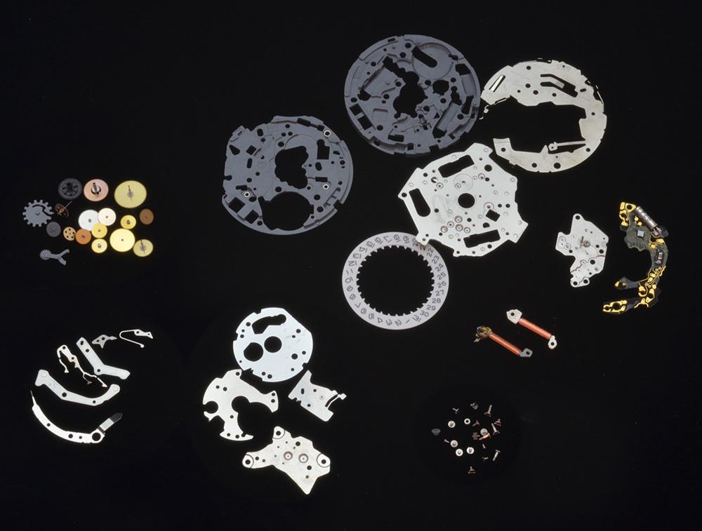 KENTEX (ケンテックス)MOTO-R 腕時計 3針 ブラックエディション ブルー