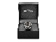 KENTEX (ケンテックス)MOTO-R 腕時計 クロノグラフ ブラックエディション レッド