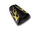 LUIMOTO(ルイモト) Flame/リアシートカバー HONDA CBR900RR 92-99