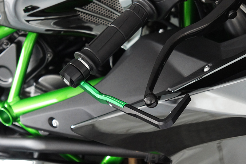 Valter Moto (バルターモト)レバーガード EVO DUCATI Monster S4R/S2R