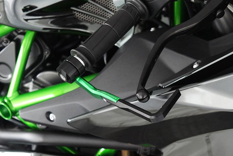 Valter Moto (バルターモト)レバーガード EVO  TRIUNPH Street Triple/R(07-12)