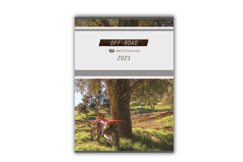 MOTOSALON オフロードカタログ2021 (HP会員登録者様限定)