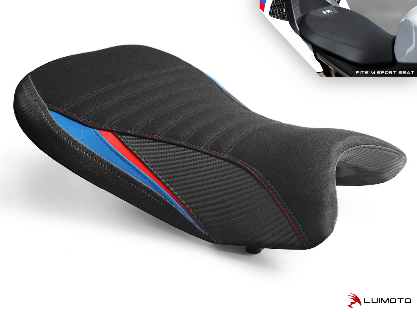 LUIMOTO(ルイモト) Motorsports/フロントシートカバー BMW S1000RR Mパッケージ 19-