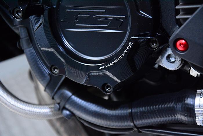 Valter Moto (バルターモト)  ジュラルミンエンジンプロテクタージェネレーターカバー MV AGUSTA  F3(11-19)/DRAGSTER EURO3(14-17)/RIVALE(13-19)