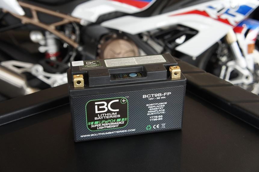 BCバッテリー BC リチウムイオンバッテリー(LiFePO4) BCTX9-FP