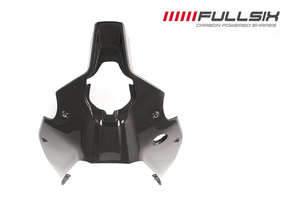 FULLSIX(フルシックス) ドライカーボン製  テールボトムカバー DUCATI  Panigale V4/S/R  (18-20)